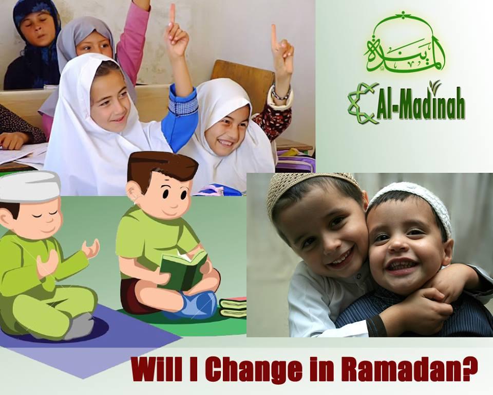 My manners in Ramadan