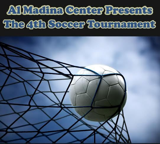 Al-Madinah Center 4th Soccer Tournament